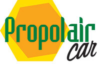 Propolair car logo