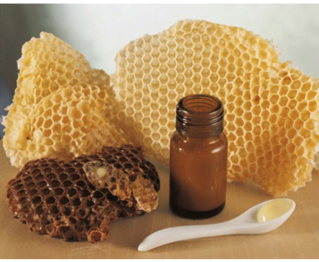 Fresh Royal Jelly, treasures from the beehive